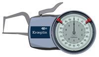 D1R10S 0-10mm管道壁厚卡规 德国KROEPLIN D1R10S