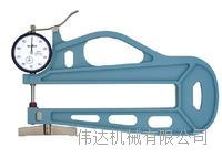 SM-125、SM-125LS、SM-125LW日本TECLCOK得樂 表盤式厚度表SM-125系列 SM-125、SM-125LS、SM-125LW
