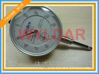 KM-121TWN 20mm长行程百分表 日本TECLCOK得乐  KM-121、KM-121D、KM-121PW、KM-131、KM-132D、KM-130,