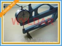 SM-125 0~20mm表盘式厚度表日本TECLCOK得乐 SM-125