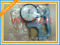 TPM-617 0~10mm管道壁厚测量仪日本TECLCOK得乐 TPM-617