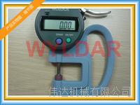 SMD-540S2-3A 0~12mm数显数字厚度表日本TECLCOK得乐 SMD-540S2-3A