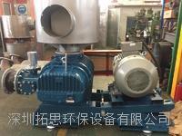 熔噴擠出設備專用高壓魯式鼓風機 熔噴擠出設備TH-250