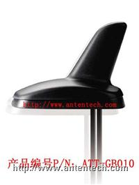 GPS+CB+FM+TV+GSM multi-functional shark fin car antenna