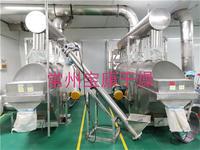 ZLG-振动流化床干燥机