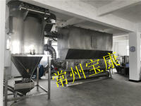 Changzhou Baogan XF Series Horizontal Fluidizing Drier XF