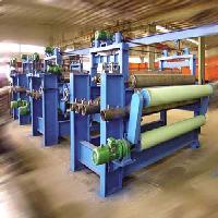 SLS-200型水刺法非织造布生产线