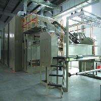 LMH695型立式拉幅烘干机