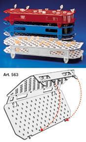 折疊式離心管架 PP聚丙烯材質