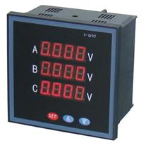 三相电压表 PZ80-AV3/C