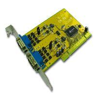 8139SI(帶光電隔離和浪涌保護)工業型2口RS-422/485多串口卡
