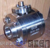 厂家直销不锈钢高压焊接球阀  Q61N型