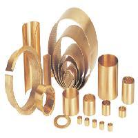 青铜卷制轴承、无油润滑轴承