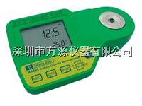 使用MA886數字氯化鈉折光儀