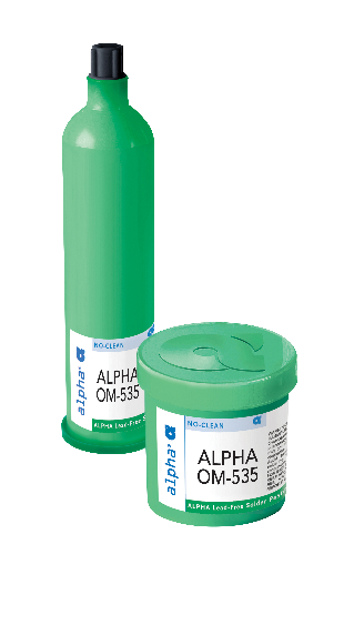 阿尔法锡膏OM535