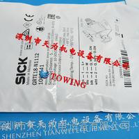 圓柱型光電傳感器GRTE18-N1112德國SICK施克 GRTE18-N1112