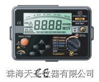 數字式絕緣導通測試儀 3022