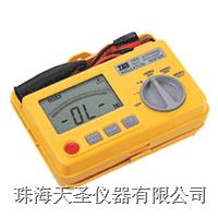 記錄式數位絕緣測試器 TES-1604 RS-232