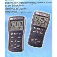 白金电阻温度表 TES-1317