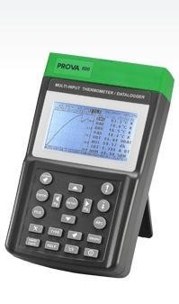 多点温度计记录器 PROVA 800