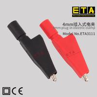 苏州 ETA3111  4MM插入式电夹 ETA3111