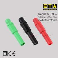 苏州 ETA3015  欧规公插头 ETA3015