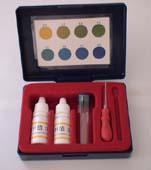 pH值測試盒Ⅱ pH值
