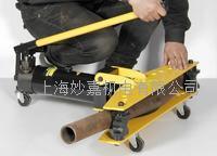 手動液壓彎管機(輪子)