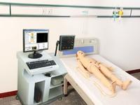 高智能數字化兒童綜合急救技能訓練系統(ACLS生命支持、計算機控制 ) YIM/ACLS1700A(學生機)(五歲兒童)