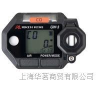 手表式理研测氧仪 GW-3