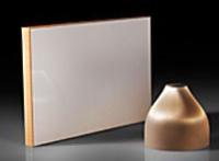 锥形光纤和面板