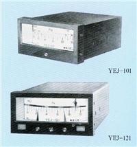 YEJ101/YEJ121系列矩形膜盒(接点)压力表