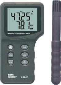 溫濕度計(分體式)