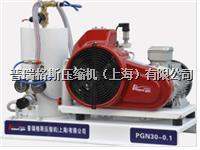 氦氣回收機、全無油氦氣回收機、高壓氦氣回收機 PGH、PHHW