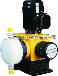美國米頓羅計量泵GMA系列機械隔膜計量泵 GMA