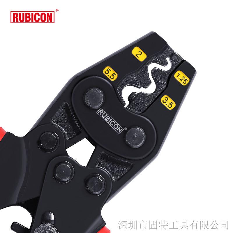 罗宾汉RUBICON棘轮式端子压线钳RLY-1008/RLY-2014方便省力压接钳