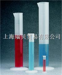 美國 Nalgene 3664-0250,250ml,經濟型有刻度量筒,聚丙烯 3664-0250,250ml