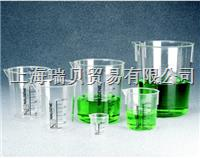美国Nalgene 1203-0100,100ml, Griffin.低型烧杯 1203-0100,100ml