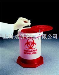 Nalgene,6370-0015, 生物危險廢品容器(PP),57L 6370-0015,57L