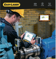Easy-laser軸對中測量 XT660