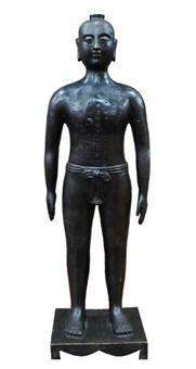 仿古代針灸銅人|古代針灸銅人|針灸銅人|銅人模型 ZJTR005