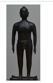 針灸銅人|仿古針灸銅人|銅人針灸模型 ZTR-1