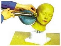 上等耳部沖洗模型 KAH-LV40