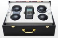 GX-2000B 定製版皮盒包裝