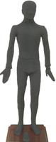 多媒體按摩點穴電子人體模型 ZKMAW-170A