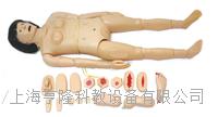 上等全功能護理人訓練模型(女性) KAH/H124