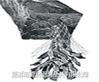 全鎳基網增強石墨盤根 FH-9402