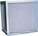 有隔板高效过滤器 JXN-有隔板高效过滤器