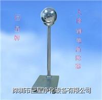 触摸式人体静电消除球 巨星-触摸式人体静电消除球