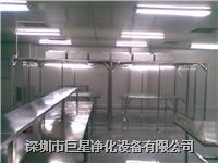 洁净棚测试 JX-2090